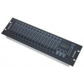 Console Pupitre Contrôleur DMX 16 CANAUX Botex - SDC 16