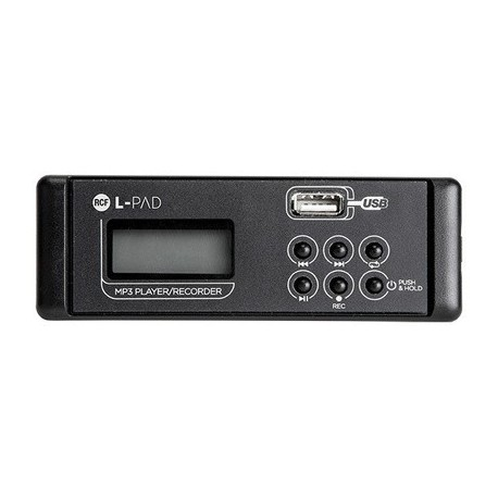 MODULE MP3 RCF L PAD PLAYER RECORDER CARD