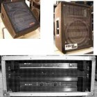 SOUND SYSTEM FBT E-800 PIANO BAR