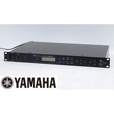 YAMAHA SPX 900 MULTI-EFFETS