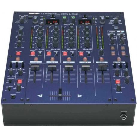 TASCAM X9 MIXEUR DJ PROFESSIONNEL
