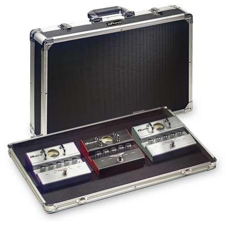 Coffre de transport pour pédales d'effets guitare -Stagg UPC-535