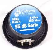 Haut-parleur HIFI médium clos 13cm 150 Watts Max - Sphynx