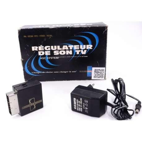 Régulateur Automatique de Son pour téléviseur