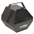 Machine à Bulles sur piles avec télécommande sans fil FX LAB G002GBK