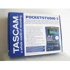 ENREGISTREUR STUDIO TASCAM POCKET STUDIO 5