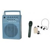 AMPLIFICATEUR DE VOIX AVEC MICRO MAIN VHF EUROPSONIC EP-30