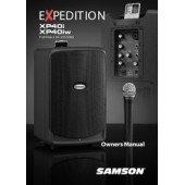 SONO PORTABLE  SAMSON EXPEDITION XP40IW