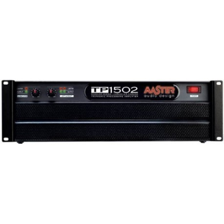 AMPLIFICATEUR BI-AMPLIFICATION SONO MASTER - TP 1502