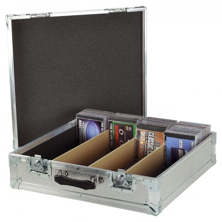 VALISE POUR CD DVD SOUND LAB CD 180