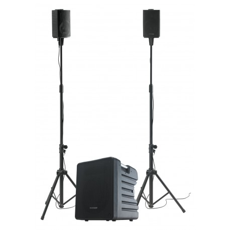 AUDIOPHONY COMPACT 500 GOA SYSTEME TRIPHONIQUE