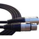CORDON AUDIO MICRO LINE 6M IMG STAGE LINE - MECN-600/SW