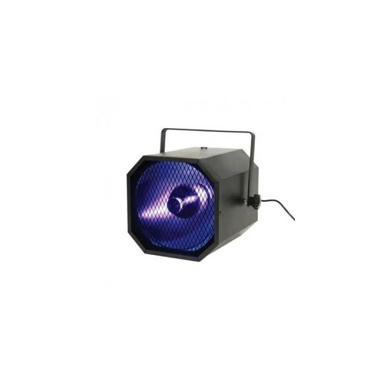 black gun projecteur de lumiere noire 400w avec lampe varytec. Black Bedroom Furniture Sets. Home Design Ideas