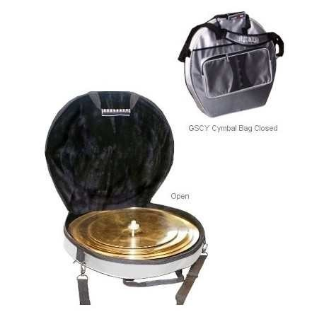 SAC HOUSSE POUR CYMBALES ET BAGUETTES GIG SKINZ GSCY