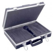 MALLETTE POUR 6 MICROPHONES GATOR GM-6