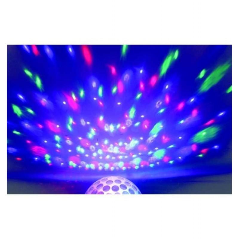 demi sph re lumineuse led remplace la boule facettes sphero led. Black Bedroom Furniture Sets. Home Design Ideas