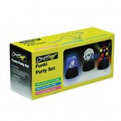 PACK JEUX DE LUMIERE FUNKY PARTY SET CHEETAH G017KA