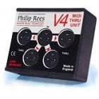 INTERFACE ADAPTATEUR MIDI 1 SORTIE VERS 4 PHILIP REES - V4