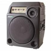 Retour de Scène Amplifié 300w Mix Secteur & Batterie BESPECO BLAST 300A