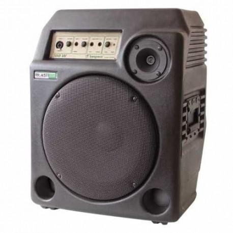 Retour de Scène Amplifié 300w Mix Secteur & Batterie