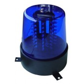 GYROPHARE A LED BLEUE IBIZA - BLUE LED JDL010B
