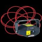 Laser rouge avec 18 figures géométriques JB Systems Scarab