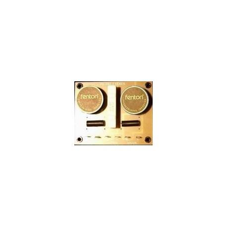 FILTRE PASSIF PROFESSIONNEL 2 VOIES 1000W FENTON - SRC 2500