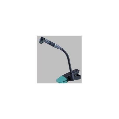 Micro sur flexible pour instrument a vent AKG C 419 L