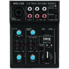 Mini-mixer carte son IMG STAGE LINE - MMX-2USB