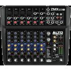 Console de mixage 12 entrées avec processeur d'effets ALTO ZMX 122 FX