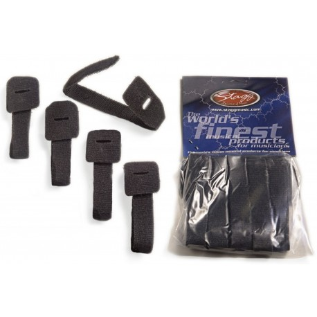 Stagg - velcro scratch pack 5 pièces VSC -225
