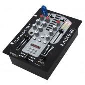 TABLE DE MIXAGE MP3 BLUETOOTH IBIZA DJM 150 USB-BT