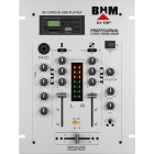BHM - DJ-MP Table de mixage MP3 SD USB