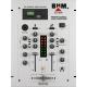 BHM - DJ-MP Table de mixage MP3 SD USB