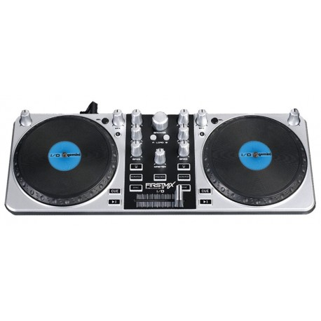 CONTROLEUR DJ USB/MP3 GEMINI FIRSTMIX I/O