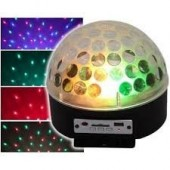 BOULE LUMINEUSE A LED IBIZA LIGHT ASTRO 4 M