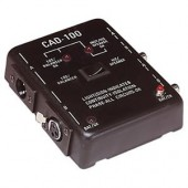 TESTEUR DE CABLE XLR/JACK/RCA - SOUND LAB CAD 100