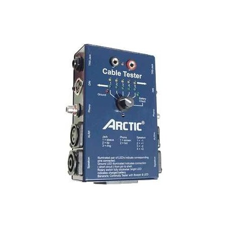 TESTEUR DE CABLE ARTIC (ALCTRON DB 2)