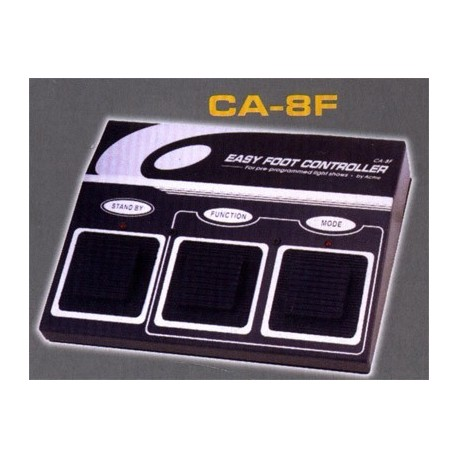 PEDALIER JB SYSTEMS EASY FOOT CA-8F