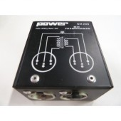 POWER SM200 Transformateur d'impédance pour micro