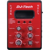 MINI TABLE DE MIXAGE STATION GUITARE IPOD DJ-TECH iFX-GT
