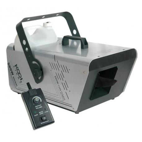 machine a neige kool light snow 1200 dmx. Black Bedroom Furniture Sets. Home Design Ideas