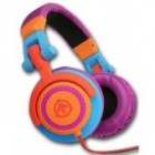 Casque pour iPhone - iPod - MP3 - Aerial7 - TANK New Graffiti