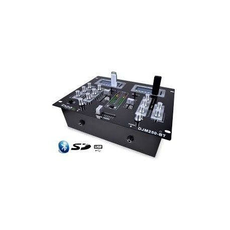 TABLE DE MIXAGE USB BLUETOOTH IBIZA DJM 250 BT