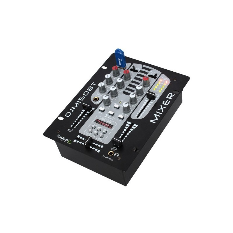 table de mixage ibiza djm 150 usb bluetooth