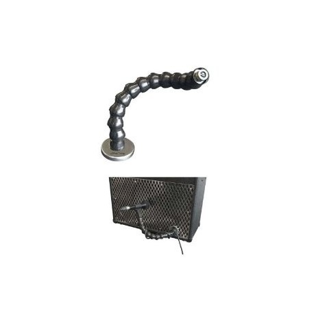 SUPPORT MICRO POUR AMPLI GUITARE QUIK LOK - SMS-12-MB