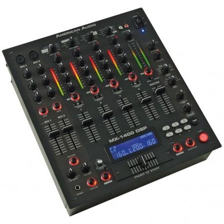MIXER PROFESSIONNEL AMERICAN-AUDIO-MX-1400-DSP