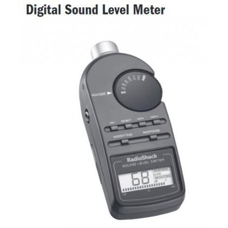 DECIBEL METRE SPHYNX SOUND LEVEL METER