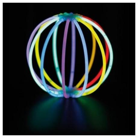 Balle fluorescente originale et transformable Néon Glo