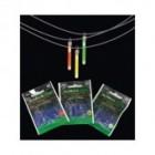 Mini Collier Pendentif Lumineux Fluorescent Vert - Glowing G805KV